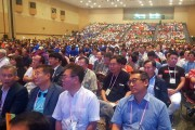 ▲ 제45차 한국대회에는 국내외 3천여 명의 크리스천 기업가들이 참석했다.ⓒ데일리굿뉴스.jpg