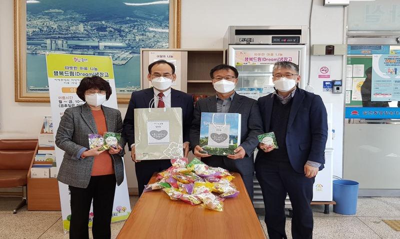 동해시청선교회, 부활절 맞이 '사랑의 계란' 나눔 (2).JPG
